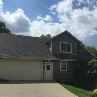 Asphalt shingles repair & replacement Milwaukee