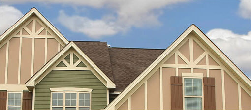 We install James Hardie Fiber Cement Siding