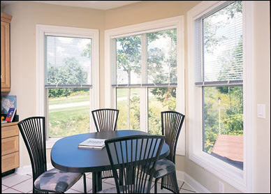 Richlin 900 Double Hung Windows In Milwaukee Window