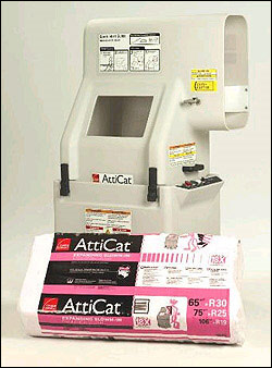Milwaukee Attic Insulation Atticcat Infinity Exteriors