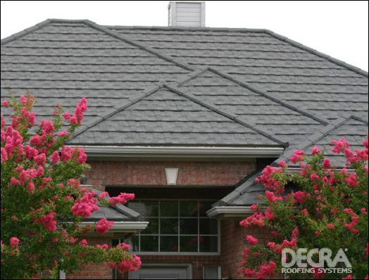 Milwaukee Roof Installation of Decra Shingle Plus
