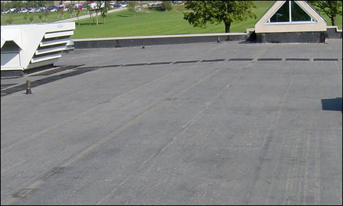 Milwaukee Commercial Roofing Fully Adhered Epdm