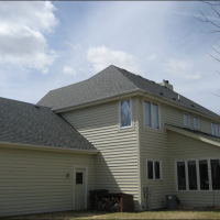 Certainteed Georgetown Grey Roofing Shingles for this Waukesha Home