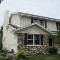 Muskego, WI Roof Repair Installation - roof, siding, windows, gutters and trim