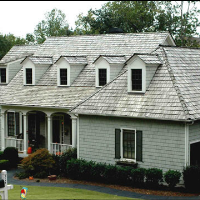 Life Pine Wood Shingles Roof Waukesha