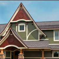 Waukesha Roofing and Siding Installation services- James Hardie Fiber Cement Siding