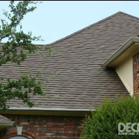 Milwaukee Roof Install of Decra Shingles