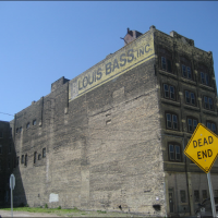 Milwaukee Commercial Roofing - The Louis Bass building!