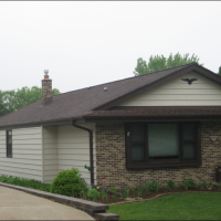 New Berlin Ranch Gets New CertainTeed Burnt Sienna Roof