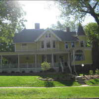 Wauwatosa Roof and Gutter Project on Beautiful Victorian home