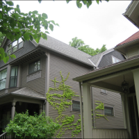 Milwaukee roofing project