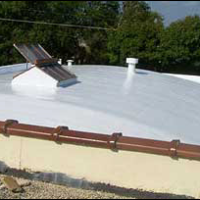 Elasta-Gard Commercial Roofing coating system