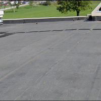 Milwaukee Commercial Roofing - Fully adhered EPDM