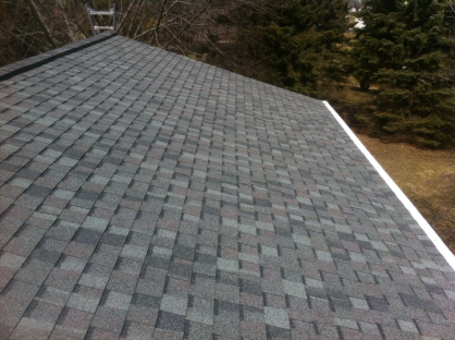 Colonial Slate Roof
