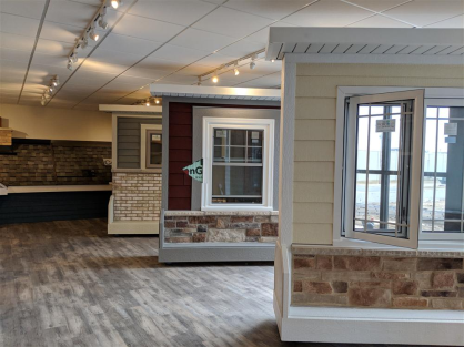 Wisconsin Window Showroom