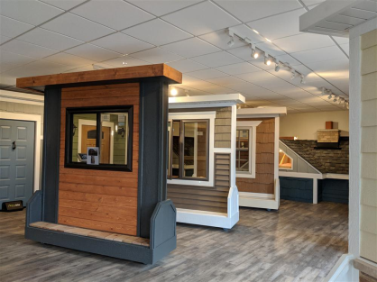 Wisconsin Siding Showroom